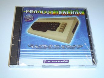 Project Galway Soundtrack Musik Commodore 64 C64 *NYTT*