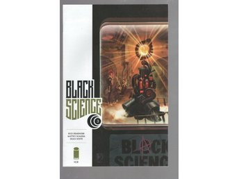 Black Science #3 - Image