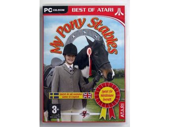My Pony Stables - PC spel - Hästspel *