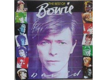 David Bowie titel* The Best Of Bowie*LP, Comp. - Hägersten - David Bowie titel* The Best Of Bowie*LP, Comp. - Hägersten