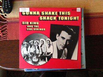 Sid King - Gonna shake this shack tonight - Lp