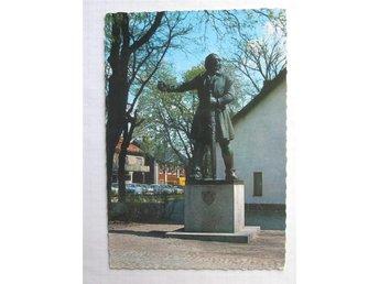 Arboga - Engelbrekts statyn - Segeltorp - Arboga - Engelbrekts statyn - Segeltorp