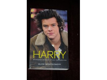 Biografi om One Direction-stjärnan Harry Styles