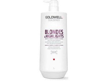 Goldwell Dualsenses Blondes & Highlights Anti-Yellow Shampoo (NY) 1000ml