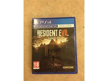 Resident evil VII bra skick ps4 - Vårby - Resident evil VII bra skick ps4 - Vårby