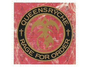 Queensrÿche-Rage For Order +4 (1986/2003) CD, Reissue, Capitol, Remastered, New - Ekerö - Queensrÿche-Rage For Order +4 (1986/2003) CD, Reissue, Capitol, Remastered, New - Ekerö