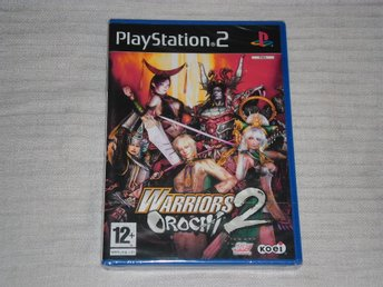 PlayStation 2/PS2: Warriors Orochi 2 II (NYTT)