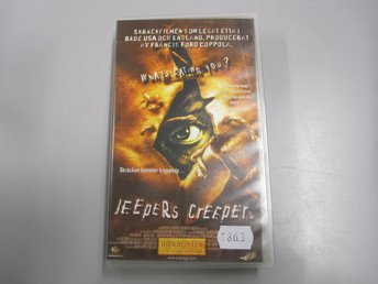 Jeepers creepers  -  VHS