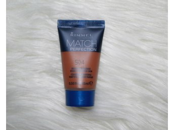 Rimmel Match Perfection Light Foundation 15ml (Färg: 504 Deep Mocha)
