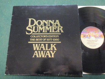 "Donna Summer ""Walk Away Collector's Edition"""