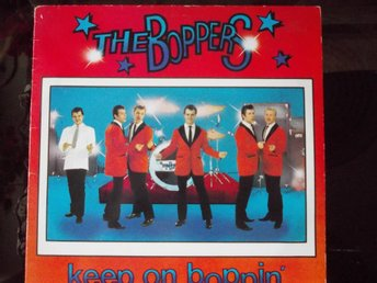 "Boppers ""Keep on Boppin"""
