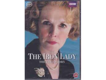 THE IRON LADY-THE TRUE STORY-BBC DRAMA-3 TIMMAR-SVENSK TEXT-INPLASTAD 2 DVD-BOX.