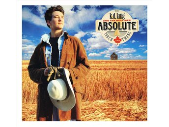K. D. LANG and the Reclines - Absolute Torch and Twang - LP (1978)