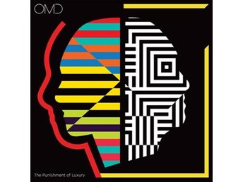 O.M.D.: The punishment of luxury 2017 (CD)