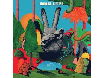 Wooden Shjips: V. (Coloured/Ltd) (Vinyl LP)