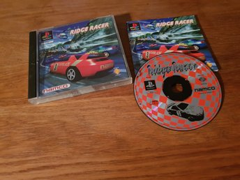 RIDGE RACER PS1 BEG