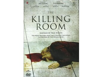 The Killing Room - DVD i NYSKICK