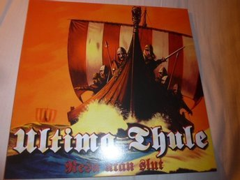 Ultima Thule -  Resa utan slut - LP - MINT