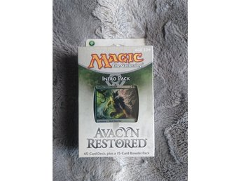 avacyn restored intro pack - bound by strength ~MTG~magic the gathering~