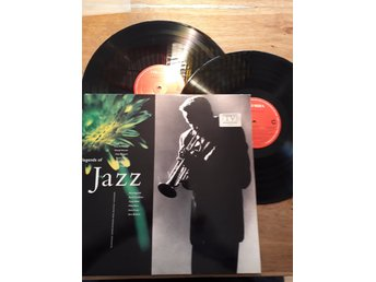 2 LP Legends of Jazz - Columbia 1991