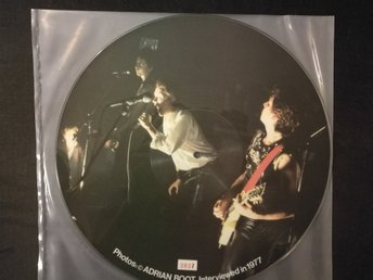 SEX PISTOLS - INTERVIEW 1977 - PICTURE DISC NUMBERED