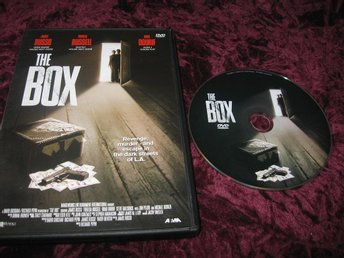 THE BOX (JAMES RUSSO,THERESA RUSSELL)DVD REG2