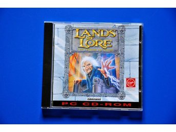 Lands of Lore: The Throne of Chaos (PC CD-ROM)