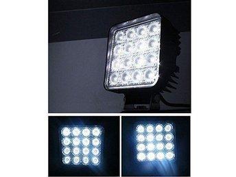 10st 48W LED ARBETSLAMPOR. KÖP NU FRI FRAKT - Vetlanda - 10st 48W LED ARBETSLAMPOR. KÖP NU FRI FRAKT - Vetlanda
