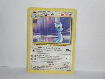 pokemonkort pokemon kort dragonair