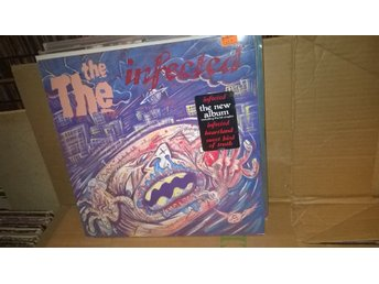 The The - Infected, LP