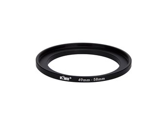 Step Up Ring 49-58mm