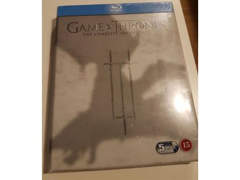 Game of Thrones - Säsong 3 Blu-ray *NY*