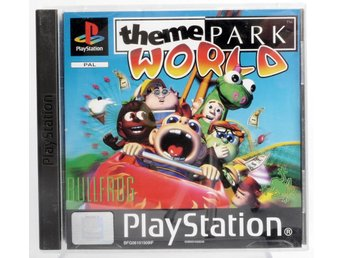 Theme Park World - PS1 - PAL (EU)