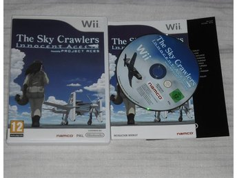 Nintendo Wii: The Sky Crawlers: Innocent Aces