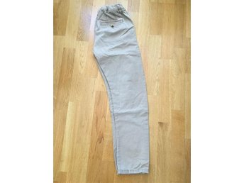Superfina CHINOS beiga stl. 152 LINDEX