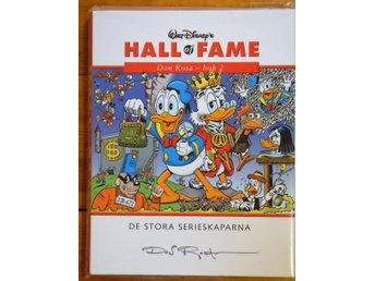 ** HALL of FAME  : Nr 5    ( Don Rosa  2 )   **
