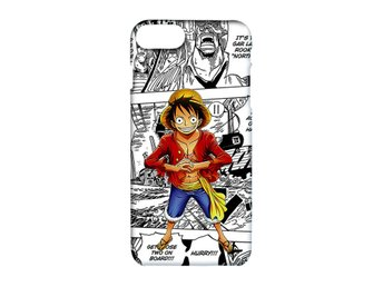 One Piece Monkey D Luffy iPhone 8 PLUS Skal