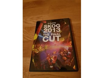 DVD – P-Floyd Final Cut, Skog (2013)