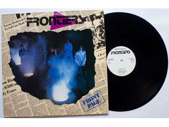 ** Frontiers ‎– Front Page **