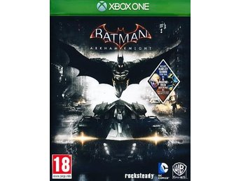 Batman Arkham Knight (XBOXONE)