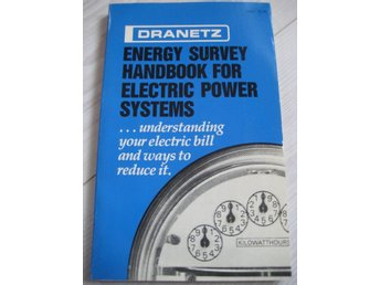 #REA# ENERGY SURVEY HANDBOOK FOR ELECTRIC POWER SYSTEM