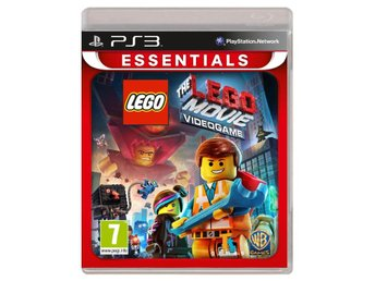 Lego Movie Videogame Essentials (PS3)