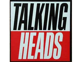 Talking Heads - True Stories - LP
