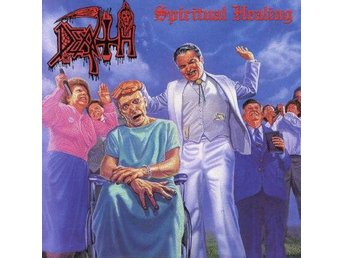 Death -Spiritual healing LP 2014 US pressing with insert