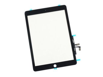iPad Air  Glas/Digitizer Touch Panel- Svart
