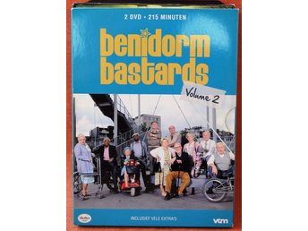 Benidorm Bastards 2-Disc DVD