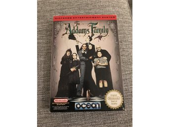 Addams Family - SCN