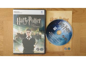 MAC: Harry Potter & Fenixorden Order of the Phoenix