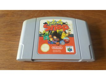 POKEMON SNAP N64 BEG