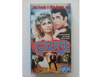 GREASE - VHS